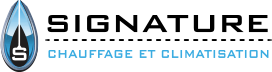 Signature Home Heat Logo